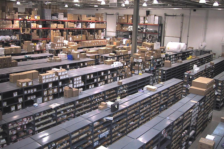 Our Warehouse at Printer Parts Superstore